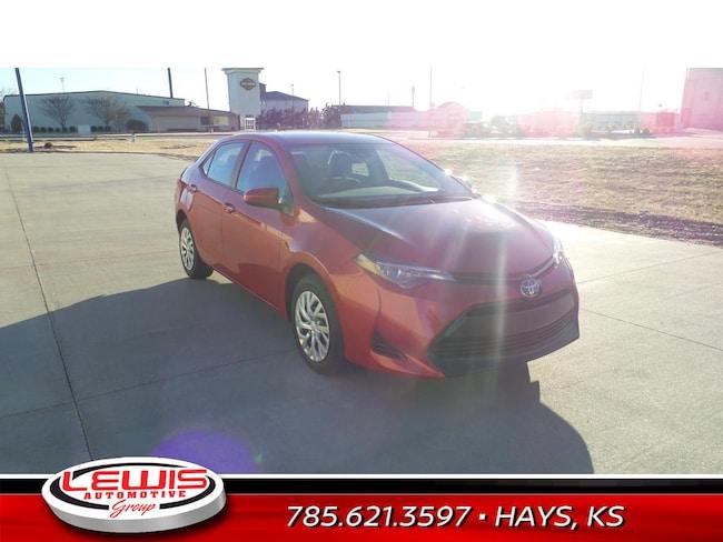 Pre-Owned 2018 Toyota Corolla LE Sedan | Hays, Dodge City & Garden City