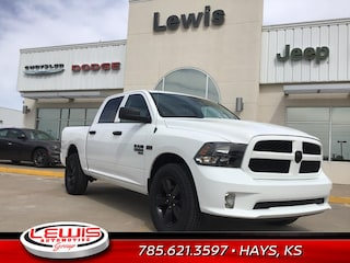 New or Used 2019 Ram 1500 Classic EXPRESS CREW CAB 4X4 5'7 BOX Crew Cab for sale in Hays, KS