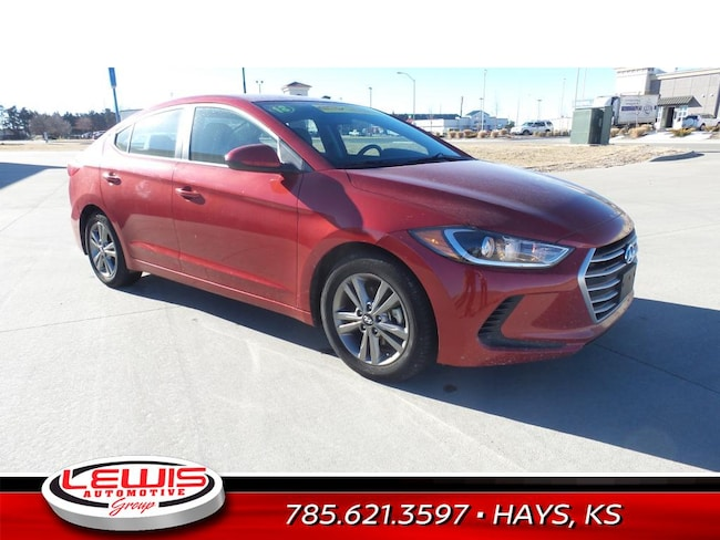 Pre-Owned 2018 Hyundai Elantra SEL Sedan | Hays, Dodge City & Garden City
