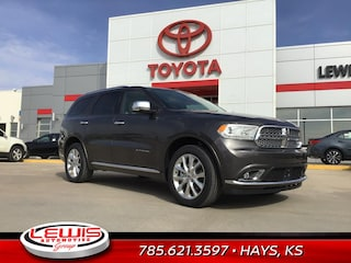 New or Used 2019 Dodge Durango CITADEL AWD Sport Utility for sale in Hays, KS