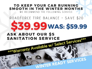Roadforce Tire Balance