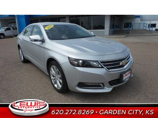 New 2020 Chevrolet Impala LT Sedan for sale in Dodge City, KS
