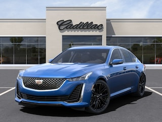 New 2021 CADILLAC CT5 Luxury RWD Sedan for sale in Dodge City, KS