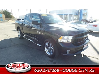 Used 2016 Ram 1500 Express Truck Crew Cab near Garden City, KS