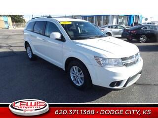 Used 2014 Dodge Journey SXT SUV near Garden City, KS