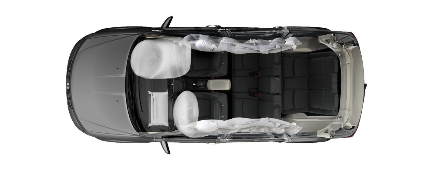 2018 Dodge Journey Safety