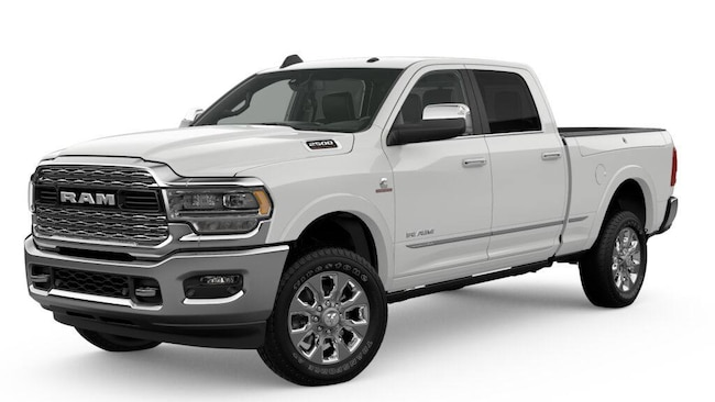 New 2019 Ram 2500 LIMITED CREW CAB 4X4 6'4 BOX Crew Cab in Fayetteville, AR