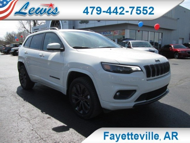 New 2019 Jeep Cherokee HIGH ALTITUDE 4X4 Sport Utility in Fayetteville, AR