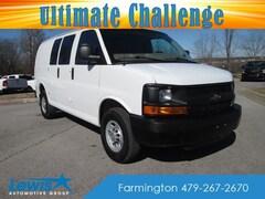 2014 Chevrolet Express 2500 WV Van