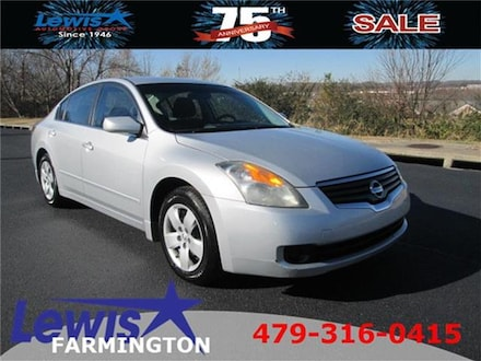 2008 Nissan Altima 2.5 (50 State - Retail Orders Only) (M6) Sedan