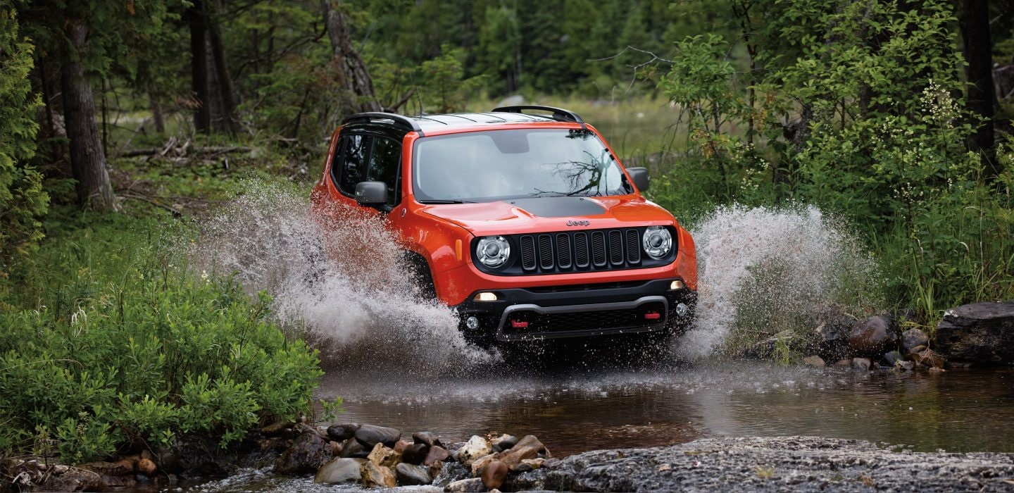 2018 Jeep Renegade Capability