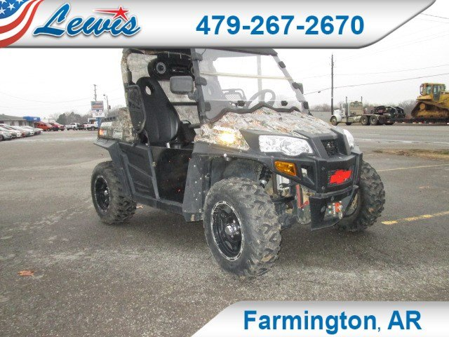 Pre-Owned 2017 Polaris Rzrs for sale in Fayetteville, AR