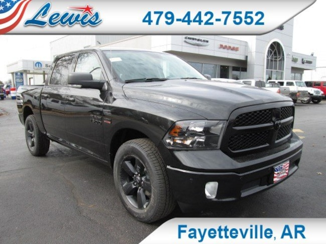 New 2018 Ram 1500 BIG HORN CREW CAB 4X4 5'7 BOX Crew Cab in Fayetteville, AR