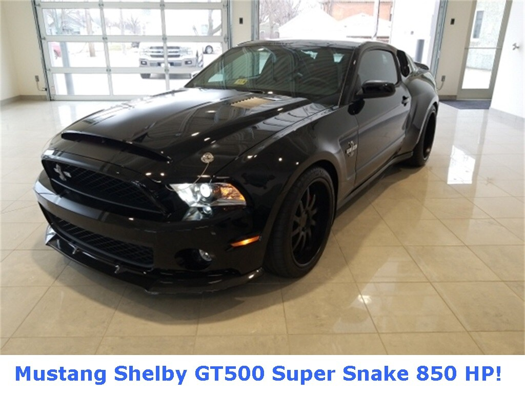 2012 Ford Shelby GT500 Base (820A) Coupe