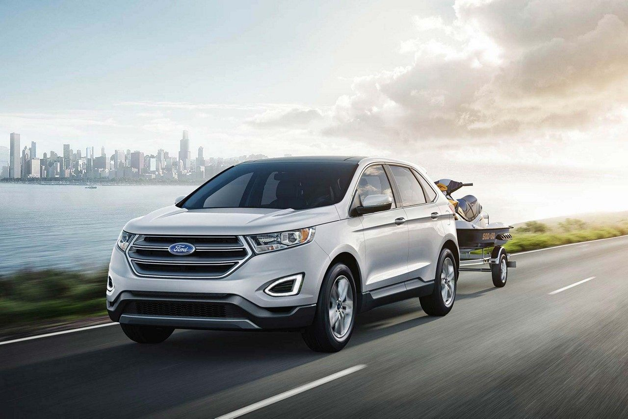 2018 Ford Edge For Sale Fayetteville Ar Lewis Ford Sales