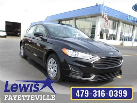 New 2020 Ford Fusion S Front-wheel Drive Sedan for sale in Fayetteville, AR