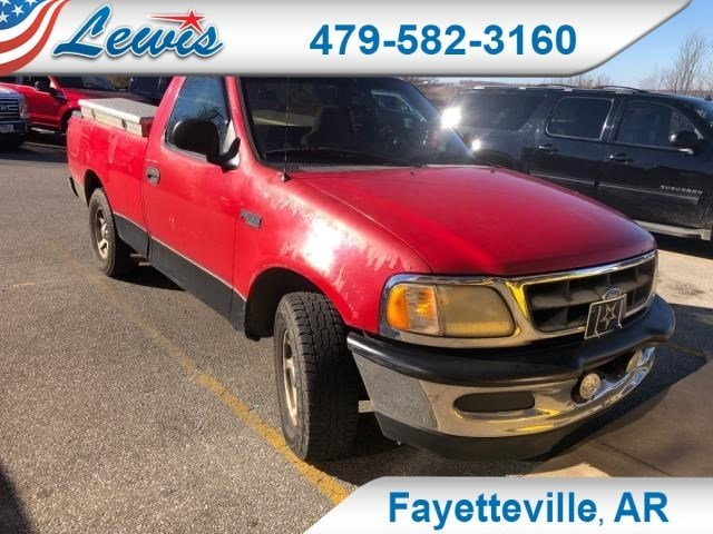 1997 Ford F-150 Regular Cab Pickup