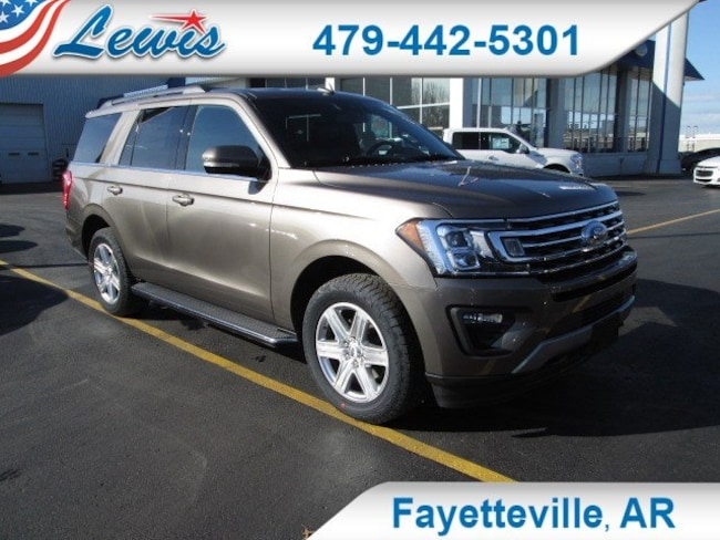 New 2019 Ford Expedition XLT SUV Springdale, AR