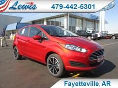 New 2019 Ford Fiesta SE Hatchback 3FADP4EJ5KM117603 for sale in Fayetteville, AR