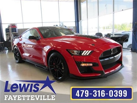 New 2021 Ford Shelby GT500 Coupe for sale in Fayetteville, AR
