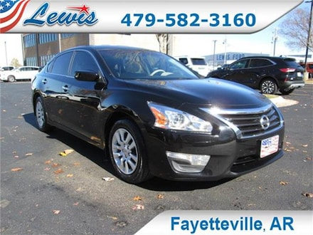 Pre-Owned 2015 Nissan Altima 2.5 S Sedan for sale in Fayetteville, AR