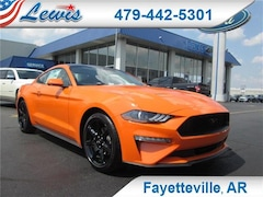 New 2020 Ford Mustang Ecoboost Coupe for sale in Fayetteville, AR