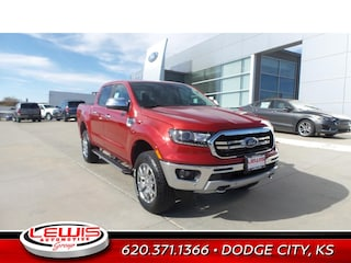 New 2020 Ford Ranger Truck SuperCrew for sale in Dodge City, KS