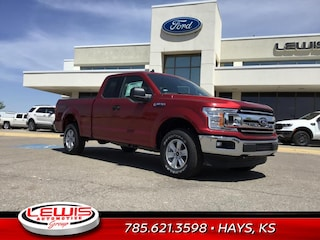 New or Used 2019 Ford F-150 Truck SuperCab Styleside for sale in Hays, KS