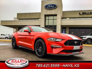 New 2019 Ford Mustang GT Premium Coupe for sale in Dodge City, KS