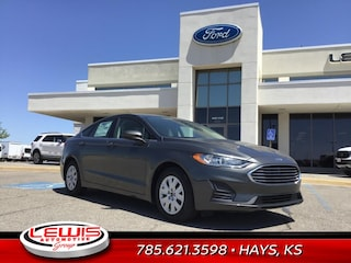 New or Used 2019 Ford Fusion S Sedan for sale in Hays, KS