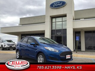 New 2019 Ford Fiesta SE Sedan