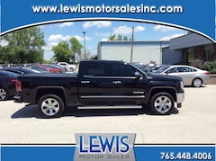 Buy a used 2017 GMC Sierra 1500 SLT Truck Crew Cab in Lafayette IN