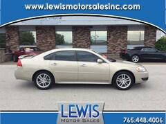 Used 2012 Chevrolet Impala LTZ Sedan for sale in Lafayette, IN