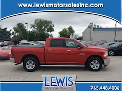 Buy a used 2017 Ram 1500 SLT Truck Crew Cab in Lafayette IN