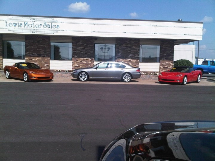 Troxell Auto Sales >> Staff Lewis Motor Sales Inc