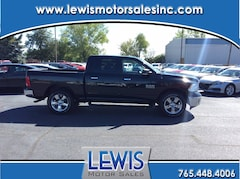 Buy a used 2018 Ram 1500 Big Horn Truck Crew Cab in Lafayette IN