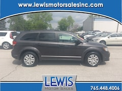 Buy a used 2017 Dodge Journey in Lafayette IN