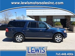 Buy a used 2016 Ford Expedition EL in Lafayette IN