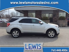 Used  2016 Chevrolet Equinox for sale in Lafayette, IN