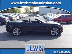 Buy a used 2017 Chevrolet Camaro 1SS Convertible in Lafayette IN