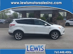 Buy a used 2016 Ford Escape in Lafayette IN