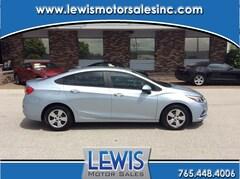 Buy a used 2017 Chevrolet Cruze in Lafayette IN
