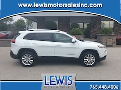 Buy a used 2014 Jeep Cherokee in Lafayette IN