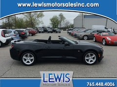 Buy a used 2017 Chevrolet Camaro 1LT Convertible in Lafayette IN