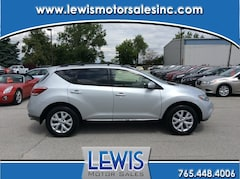 Buy a used 2013 Nissan Murano SV SUV in Lafayette IN
