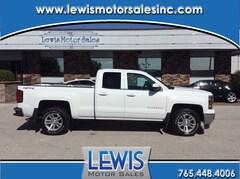 Buy a used 2015 Chevrolet Silverado 1500 in Lafayette IN