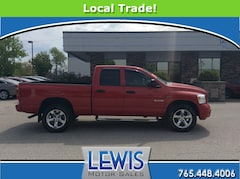 Buy a used 2008 Dodge Ram 1500 ST/SXT Truck Quad Cab in Lafayette IN