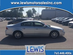 Buy a used 2011 Buick Lucerne in Lafayette IN