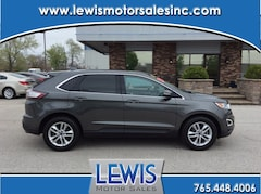 Buy a used 2015 Ford Edge in Lafayette IN