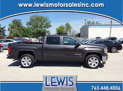 Buy a used 2014 GMC Sierra 1500 SLE Value Package Truck Crew Cab in Lafayette IN